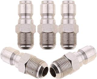 """Conector de liberação rápida Serenable 5X 3/8"""" para 15 mm"""