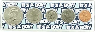 2019-5 Coin Birth Year Set in