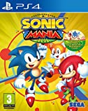 Sonic Mania Plus Inc Artbook and Sleeve (PS4) [