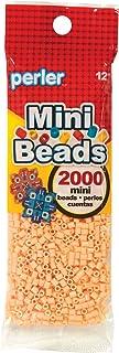 Perler 80-14090 Mini Beads 2000/Pkg Sand,