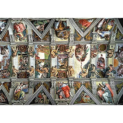 Trefl 65000 Puzzles 6000 Puzzels, farbig