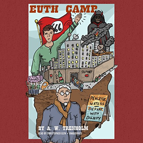 Euth Camp audiobook cover art