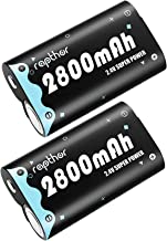 Rapthor 2800mAh Gaming Controller Rechargeable Battery...