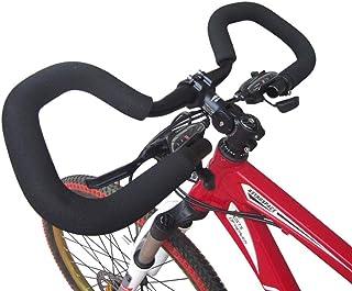 Akozon Impugnatura dellacceleratore elettrico Acceleratore a mezza torsione 36V con indicatore di alimentazione a LED Key Lock per bici elettriche scooter moto