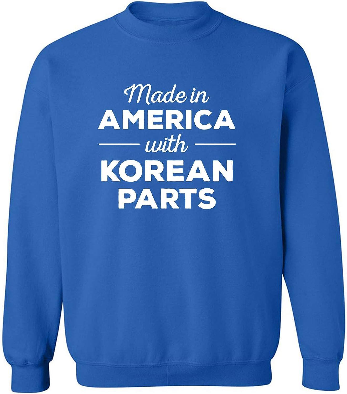 Made in America w/Korean Parts Crewneck Sweatshirt