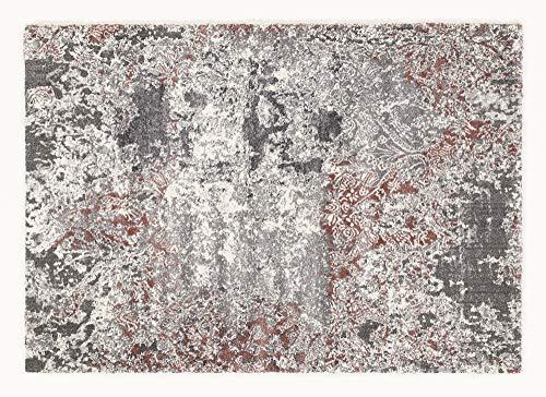 OCI JUWEL DRAMATICA Teppich 674 Rosenholz 140 x 200 cm