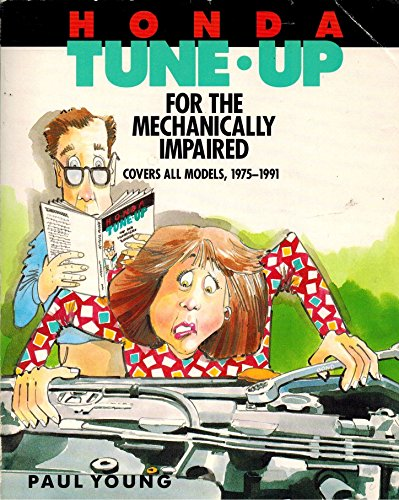 Honda Tune-Up for the Mechanically Impaired