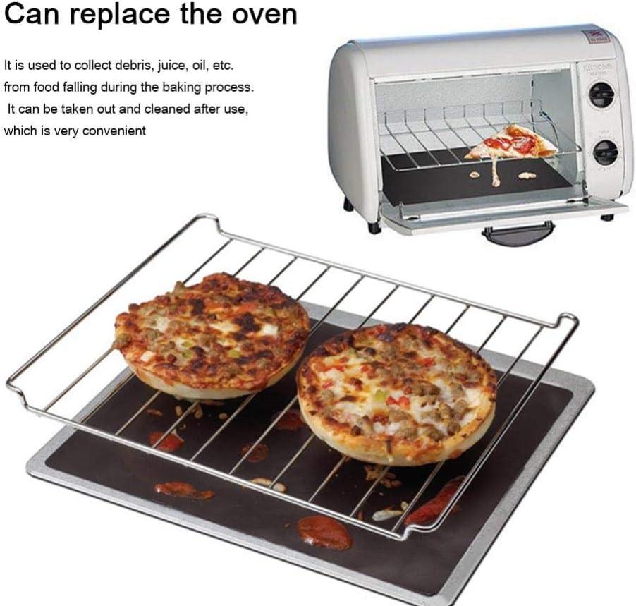 AOOA Tapis de cuisson pour barbecue résistant à la chaleur Mesh