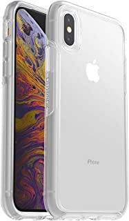 Symmetry Clear Series Case for iPhone Case Xs Symmetry Case for iPhone X Symmetry Case,Compatible with iPhone Xs & iPhone X - Frustration Free Packaging - Clear