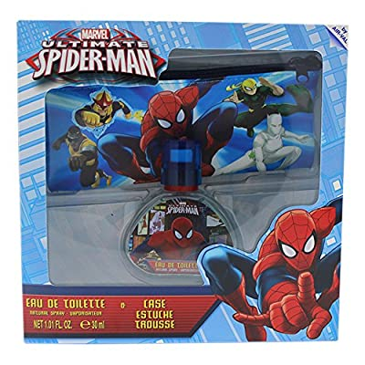 Spiderman Set agua de