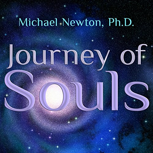 Journey of Souls audiobook cover art