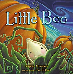 10 Picture Books to Scare Up Your Halloween Spirit- Little Boo