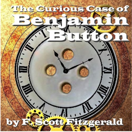 The Curious Case of Benjamin Button  By  cover art