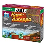 JBL Nano-Catappa, Hojas Tropicales de Almendra para acuarios pequeños de Agua Dulce