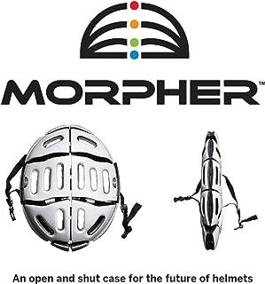 overade plixi foldable bicycle helmet