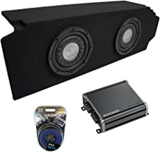 Compatible with 2005-2010 Scion TC Coupe Harmony Subwoofer R104 Dual 10