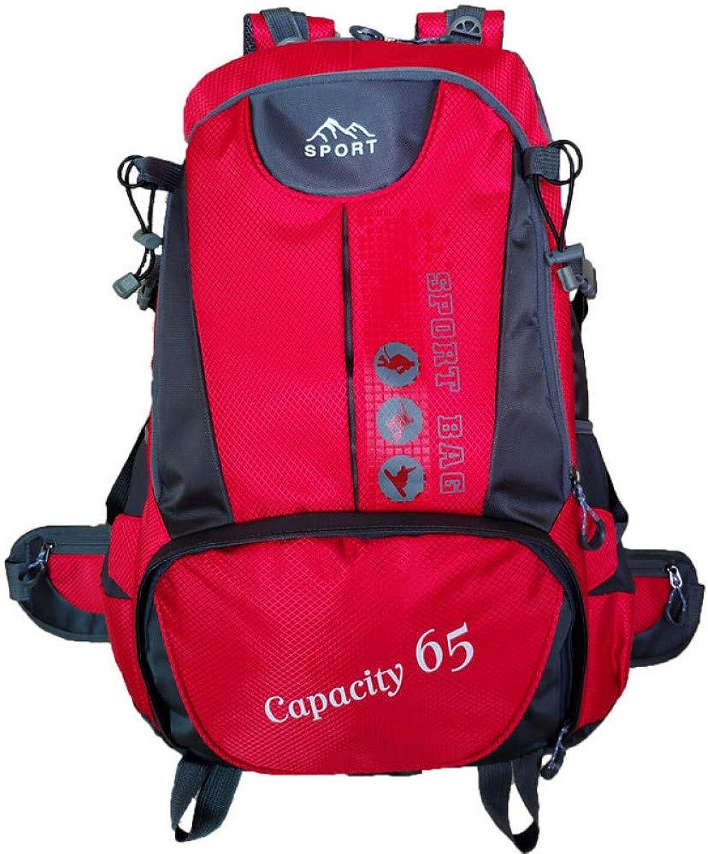 WMYQQLX Rucksack Mode Rucksack Reise daypacks multifunktions wasserdichte Reisetasche Trekking Casual Rucksack Taschen für mnnlich weiblich