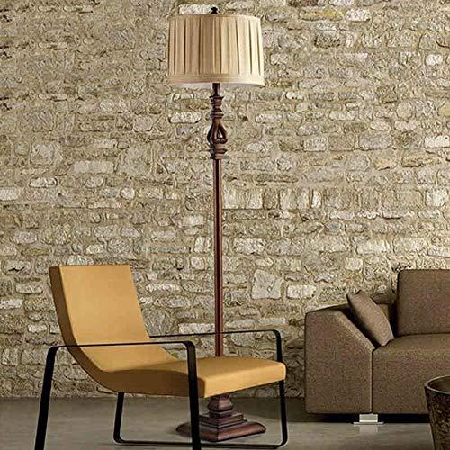 CESULIS Piso Luces europeas luces del dormitorio de suelo for Luz Salón Estudio retro de la lámpara de cabecera nórdica americano incluido Decoración Hogareña