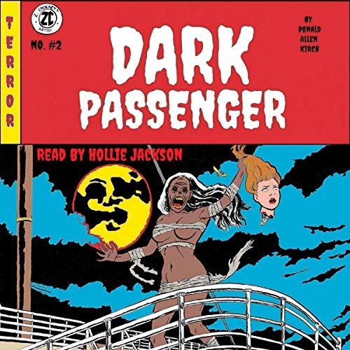 Dark Passenger audiobook cover art