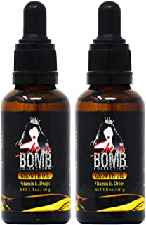 She Is Bomb Collection Hair Growth Oil Drop 1 Oz. (Pack of 2)