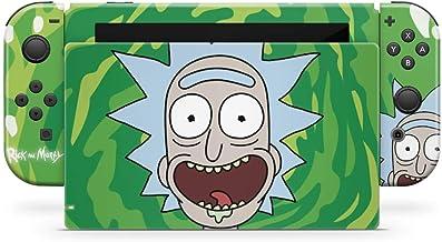 Skin Adesivo para Nintendo Switch - Rick And Morty