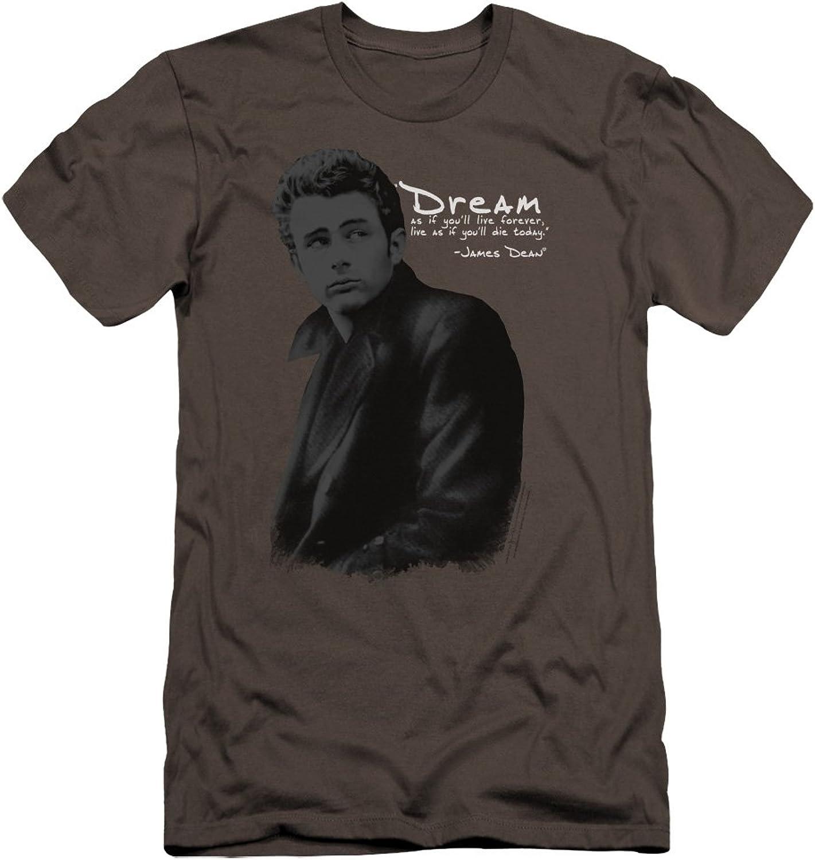Dean  Mens Trench Premium Slim Fit TShirt
