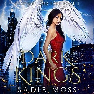 Dark Kings: A Reverse Harem Paranormal Romance cover art