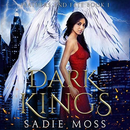 Dark Kings: A Reverse Harem Paranormal Romance  By  cover art