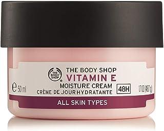 The Body Shop Vitamin E Moisture Cream, 1. 7-Fluid Ounce
