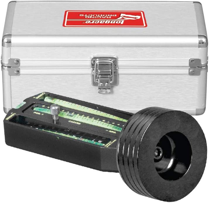 Longacre Complete Free Shipping 52-78250 Minneapolis Mall Caster Camber No Adapter Gauge Case