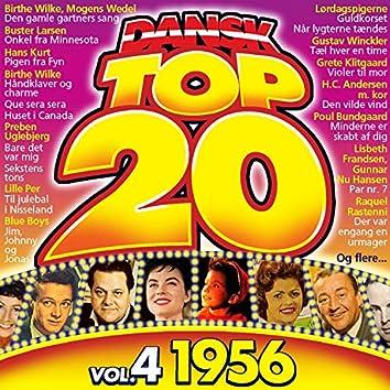 Dansk TOP 20 Vol. 4, 1956