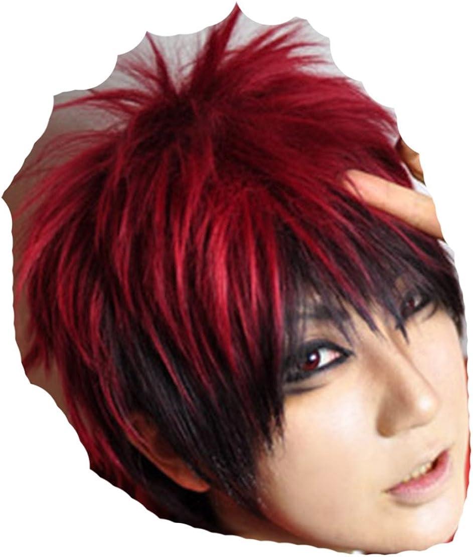 Kuroko no Basuke Kagami Costume Wig Max Regular store 72% OFF Taiga Cosplay