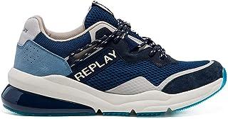 REPLAY Men's Blinman Lace Up Sneakers