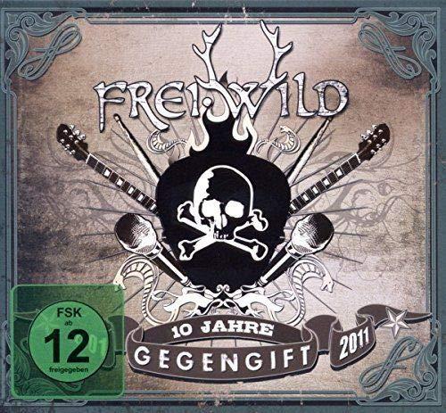Gegengift (10 Jahre Jubil??umsedition) by Frei.Wild