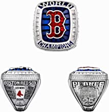 2018 Red Sox (Steve Pearce) Rings Championship Replica Ring Size 8-14