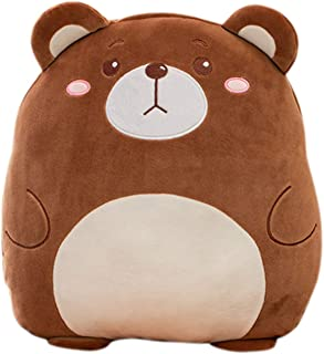 Soft Animal Plush Pillow Cute Anime Pillow Stuffed Toy Cushion Cartoon animal siesta pillow fashion and intimate gifts