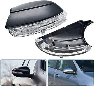 Autohelper Left Right Side Door Indicator Wing Mirror Turn Signal Light for F20 F21 F30 F31 1 2 3 4 Series