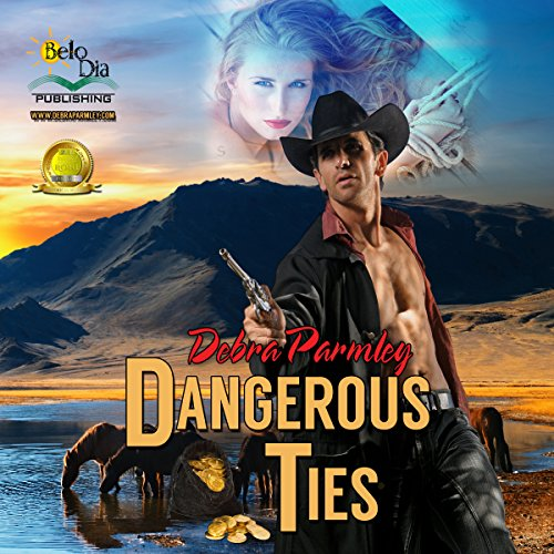 Dangerous Ties audiobook cover art