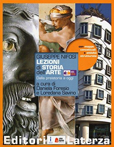 Lezioni di storia dell'arte BES. Dalla preistoria a oggi. Per la Scuola media