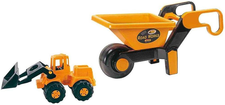 online al mejor precio AVC - Cocheretilla con Excavadora Excavadora Excavadora (13094)  Envíos y devoluciones gratis.