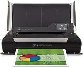 HP Officejet 150 Inkjet Mobile All-in-One Printer - Printer Scanner Copier - Color - Plain Paper Print - 600 x 600 dpi Print - Touchscreen - 600 dpi Optical Scan - Manual Duplex Print - Bluetooth - PictBridge - USB - Desktop