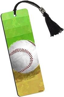 baseball bookmarks