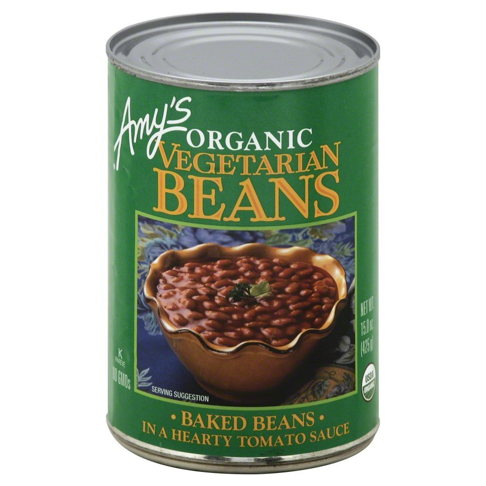 Amy's Baked Beans Vegetarian 15.0 OZ Pack 2 of Selling and selling Popular brand in the world