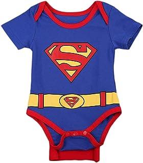 Crystallly, Mameluco del Sistema del Muchacho Bebé Caliente 2020 del De Estilo Simple Manga Corta Superman Niño Zapatos Y Calcetines Sombrero De Tres Piezas De La Ropa