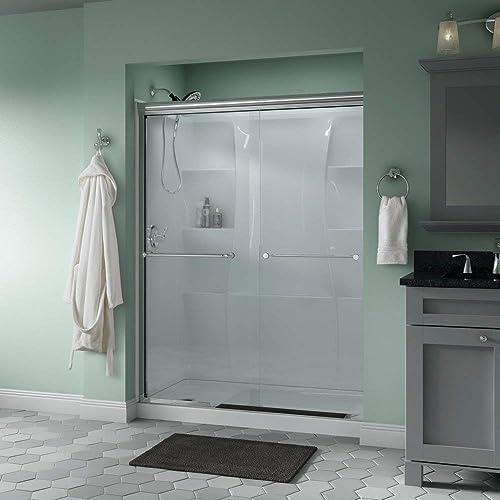 Semi Frameless Shower Doors Amazoncom