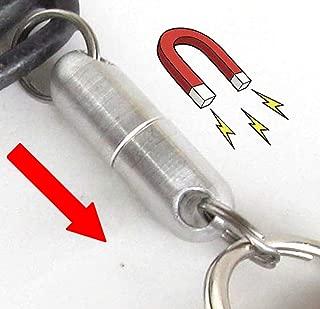 The Original Quick Release Detachable Keychain Magnet | Aluminum Encased
