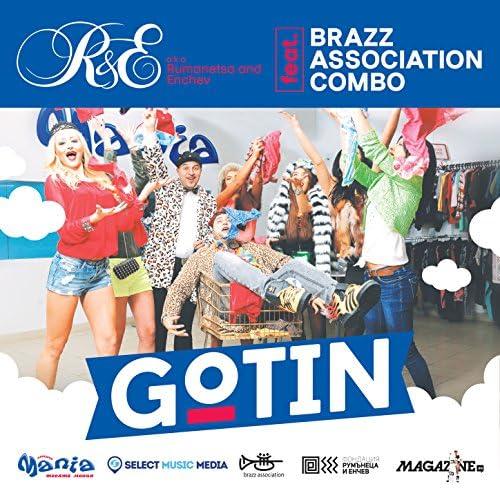 R&E a.k.a Rumanetsa & Enchev feat. Brazz Association Combo