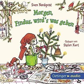 Morgen, Findus, wird's was geben audiobook cover art