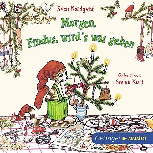 Morgen, Findus, wird's was geben (Pettersson und Findus) Titelbild