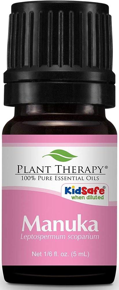 デコードする代数的エッセンスManuka Essential Oil. 5 ml. 100% Pure, Undiluted, Therapeutic Grade.